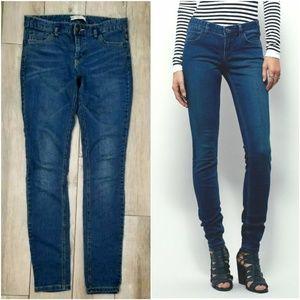 Free People stretch skinny jeans